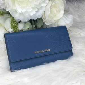 Michael Kors trifold wallet